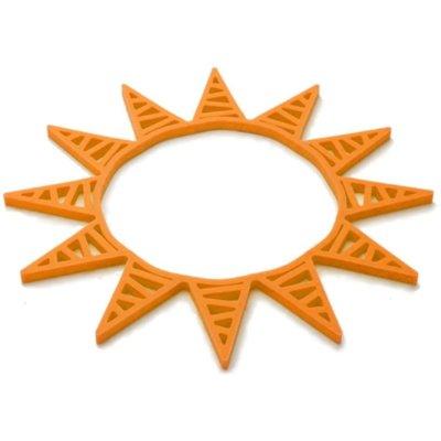 Podstawka pod garnek ISOLAND Pomarańczowy Electro e794076
