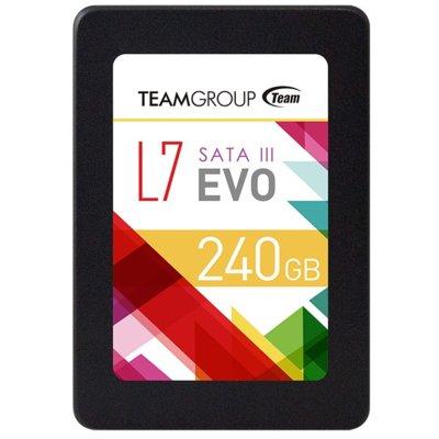 Dysk TEAM GROUP L7 Evo 240GB SSD Electro 865195