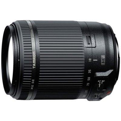 Obiektyw TAMRON 18-200 mm f/3.5-6.3 DI II VC do Canon Electro 863056