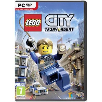 LEGO City: Tajny Agent Gra PC Electro 864849