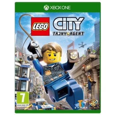 Lego City: Tajny Agent Gra XBOX ONE Electro 864852