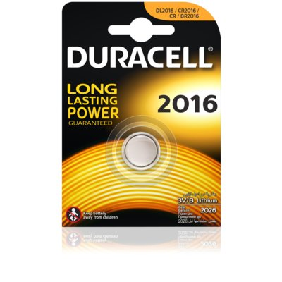Bateria DL CR2016 DURACELL 2016 (1 szt.) Electro 867950