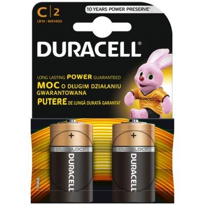 Baterie C LR14 DURACELL Basic (2 szt.) Electro 867963