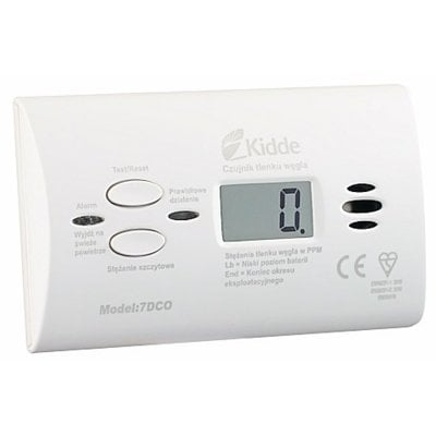 Czujnik tlenku węgla KIDDE 7DCO Electro 300398