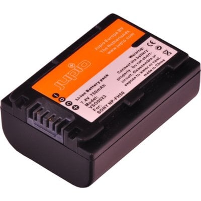 Akumulator JUPIO 750 mAh do Sony NP-FH50 Electro 361469