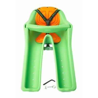 Fotelik rowerowy IBERT Safe T-Seat Zielony Electro 287608