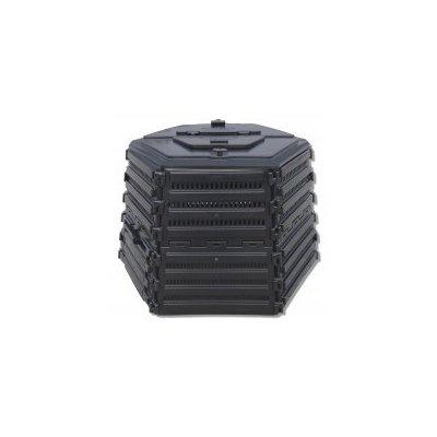 Ekokompostownik EKOBAT Termo XL-950 Czarny Electro 167178