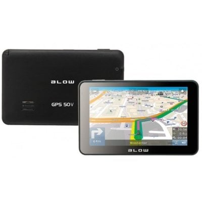 Nawigacja BLOW GPS50V Europa (dożywotnia aktualizacja) Electro 120532