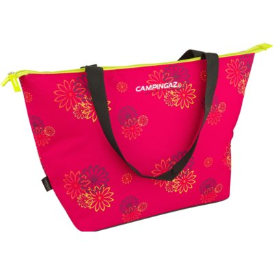 Torba termiczna CAMPINGAZ Shopping Cooler Daisy Różowy (15 Litrów) Electro 363720