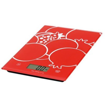 Waga OMEGA Scales Red 42879 Electro 320403