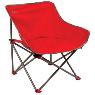 Krzesło turystyczne COLEMAN Kick Back Czerwony Electro 353502