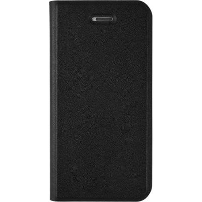 AZURI Ultrathin Booklet Etui iPhone 5/5S/SE czarne Electro 362439