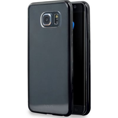 Etui AZURI Bumper do Samsung Galaxy S7 Edge Czarny Electro 366873