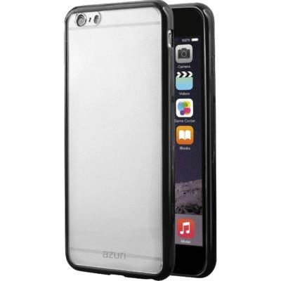 Etui AZURI Bumper do Apple iPhone 6/6S Czarny Electro 362689