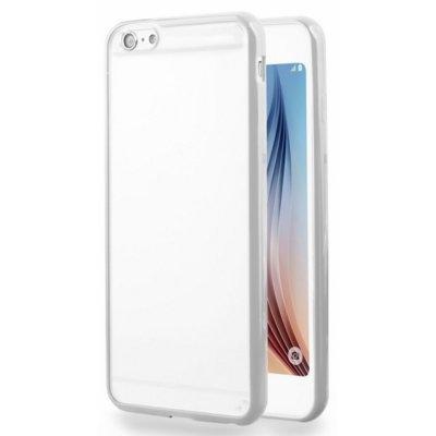 Etui AZURI Bumper do Samsung Galaxy S6 Biały Electro 399924