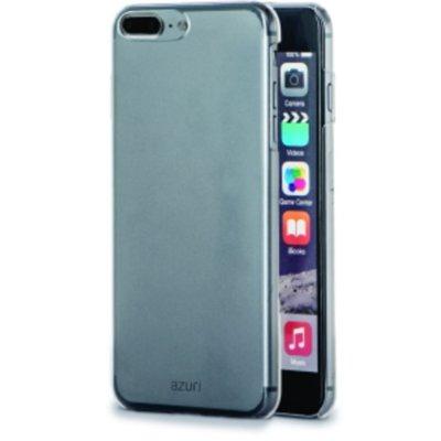 Etui AZURI do iPhone 7 Plus (AZCOVIPH7PLS-TRA) Przezroczysty Electro 369709