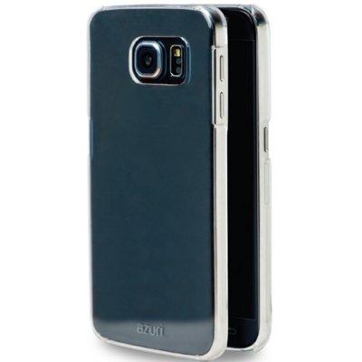Etui AZURI Cover do Samsung Galaxy S7 Edge Transparentny Electro 363169