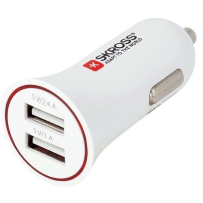 Ładowarka samochodowa SKROSS2 2 x USB 900610-E Electro 311912