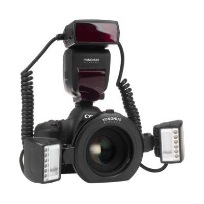 Lampa błyskowa YONGNUO YN24EX do makrofotografii (Canon) Electro 351199