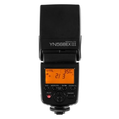 Lampa błyskowa YONGNUO YN568EX III do Canon Electro 346933