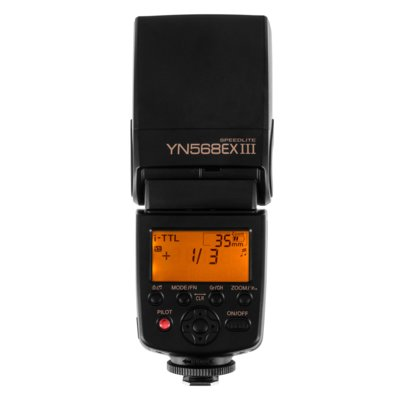 Lampa błyskowa YONGNUO YN568EX III do Nikon Electro 346635