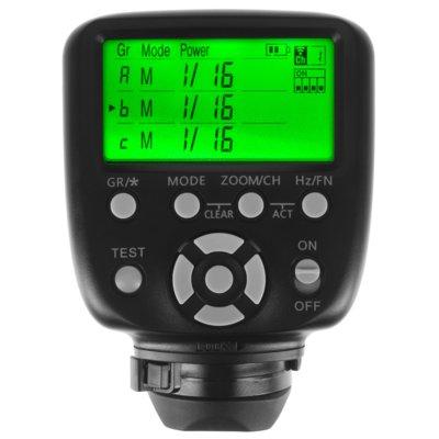 Kontroler radiowy YONGNUO YN560-TX II do Canon Electro 352978