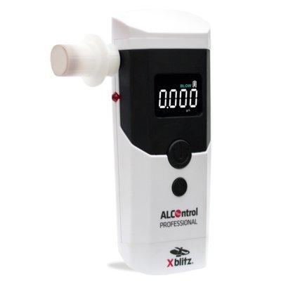 Alkomat XBLITZ AlControl Professional Elektrochemiczny Czarno-biały Electro 873842