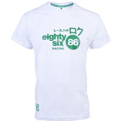Koszulka PROJEKT 86 001WT (rozmiar L) Biały Electro 379369