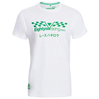 Koszulka PROJEKT 86 002WT (rozmiar S) Biały Electro 364183