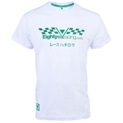 Koszulka PROJEKT 86 002WT (rozmiar L) Biały Electro e984428