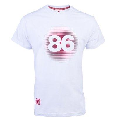 Koszulka PROJEKT 86 003WT-921365 (rozmiar M) Biały Electro e984432