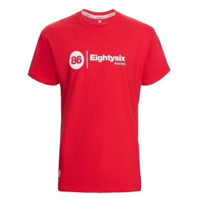 Koszulka PROJEKT 86 006 RD (rozmiar L) Czerwony Electro 679153