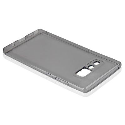 Etui QULT Back Case Clear Luxury do Samsung Galaxy Note 8 Przezroczysty Electro 875827