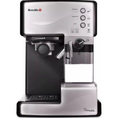 Ekspres BREVILLE Prima Latte VCF045X Srebrny Electro 313513