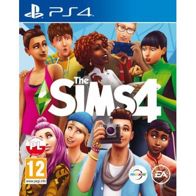 Sims 4 Gra PS4 Electro 875009