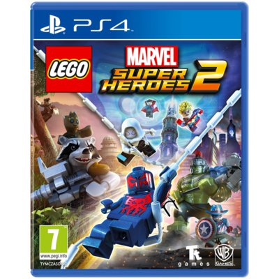 Lego Marvel Super Heroes 2 Gra PS4 Electro 876760