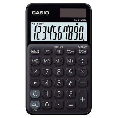 Kalkulator CASIO SL-310UC-BK Czarny Electro 880616
