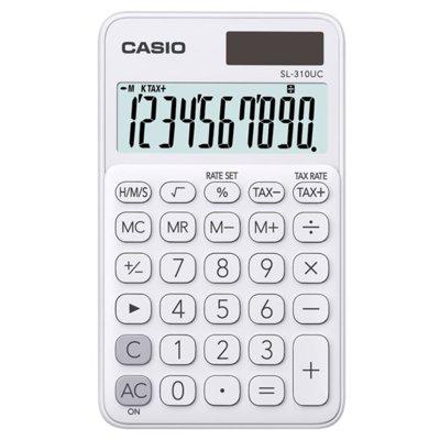 Kalkulator CASIO SL-310UC-WE Biały Electro 880626