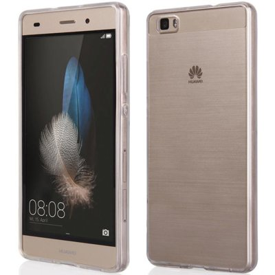 Etui QULT Back Case Clear do Huawei P8 Lite Luxury Electro 875150