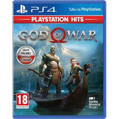 God Of War Gra PS4 Electro 878850