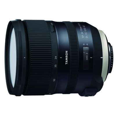 Obiektyw TAMRON 24-70 mm F/2.8 Di VC USD G2 Nikon Electro 881403