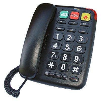 Telefon DARTEL LJ-300 Czarny Electro 878083