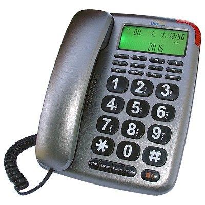 Telefon DARTEL LJ-290 Grafitowy Electro 878080