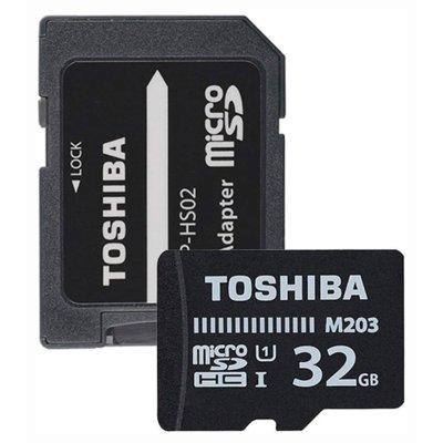 Karta pamięci TOSHIBA Micro SDHC 32GBTHN-M203K0320EA Electro 880122