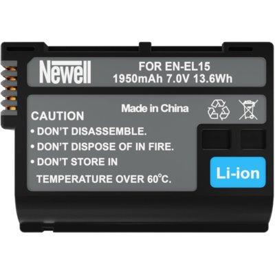 Akumulator NEWELL 1950 mAh do Nikon EN-EL15 Electro 335798