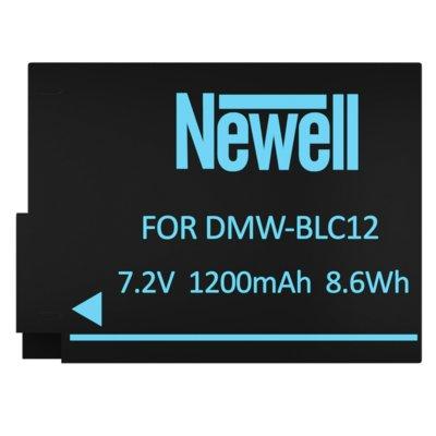 Akumulator NEWELL 1200 mAh do Panasonic DMW-BLC12 Electro 339373