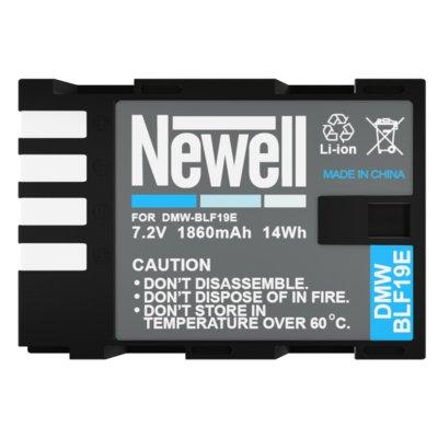 Akumulator NEWELL 1860 mAh do Panasonic DMW-BLF19E Electro 343442