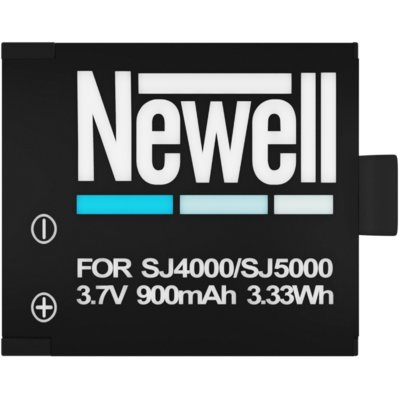 Akumulator NEWELL 900 mAh do SJCAM SJ4000/SJ5000 Electro 341125