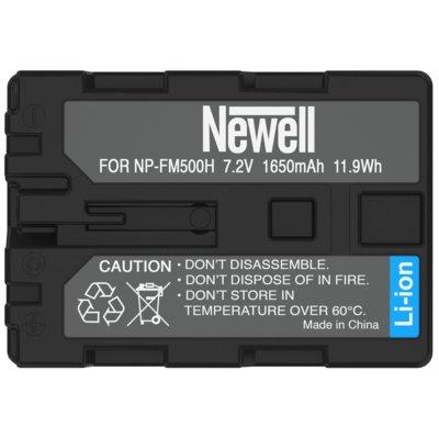 Akumulator NEWELL 1650 mAh do Sony NP-FM500H Electro 337969
