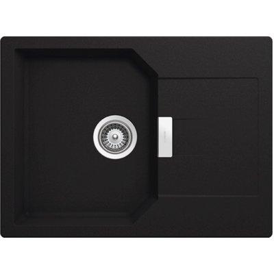 Zlewozmywak SCHOCK Manhattan D-100S Onyx Electro 371011